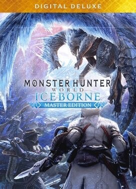 Monster Hunter: World - Iceborne Master Edition Digital Deluxe
