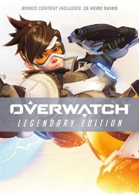 Overwatch Legendary Edition