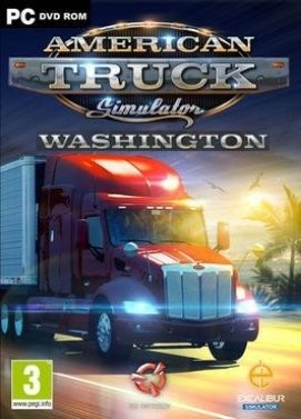 American Truck Simulator: Washington