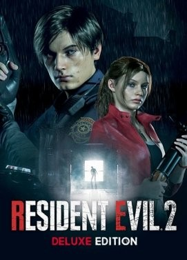 Resident Evil 2 Biohazard RE:2 Deluxe Edition