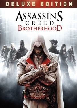 Assassin's Creed: Brotherhood Deluxe Edition
