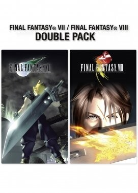 Final Fantasy VII + VIII Double Pack