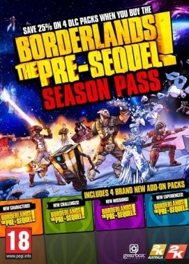 Borderlands: The Pre-Sequel: Season Pass