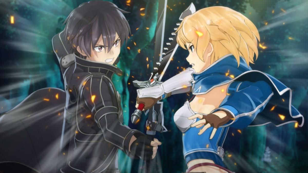 Sword Art Online Re: Hollow Fragment Download (Last