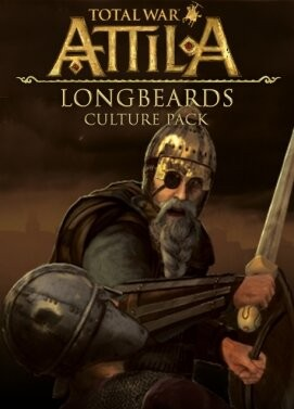 Total War: Attila - Longbeards Culture Pack