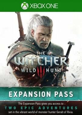 The Witcher 3: Expansion Pass Xbox ONE