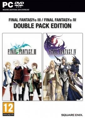 Final Fantasy III + IV Double Pack
