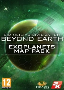 Civilization: Beyond Earth Exoplanets Map Pack
