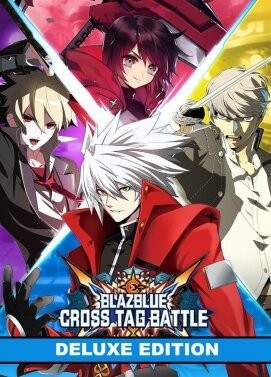 BlazBlue: Cross Tag Battle Deluxe Edition