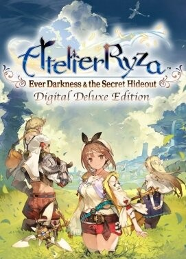 Atelier Ryza: Ever Darkness & the Secret Hideout Digital Deluxe Edition