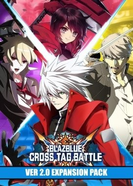 BlazBlue Cross Tag Battle Ver 2.0 Expansion Pack