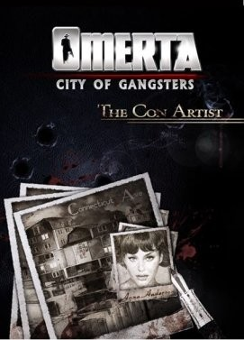 Omerta - City of Gangsters: The Con Artist