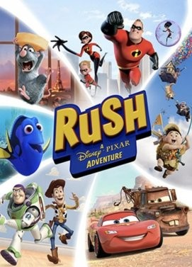 Rush: A Disney & Pixar Adventure
