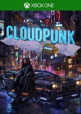 Cloudpunk Xbox ONE