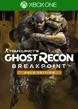 Tom Clancy's Ghost Recon: Breakpoint Gold Edition Xbox ONE