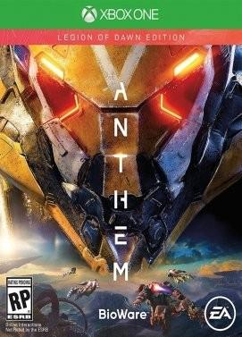 Anthem: Édition Légion de l'Aube Xbox ONE