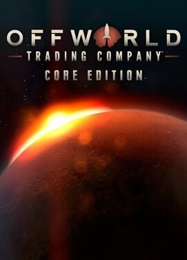 Offworld Trading Company Core Edition