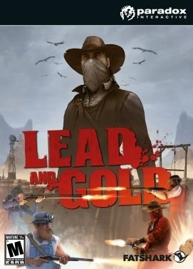 Lead and Gold: Gang of The Wild West