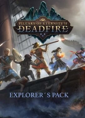 Pillars of Eternity II: Deadfire Explorer's Pack