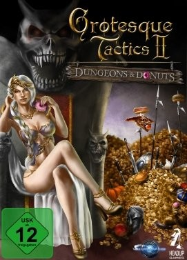Grotesque Tactics 2: Dungeons and Donuts