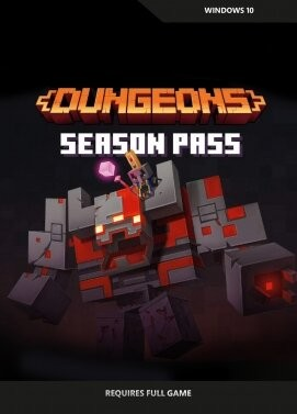 Minecraft Dungeons: DLC Season Pass (Only Pc)