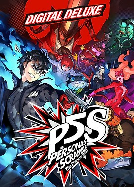 Persona 5 Strikers - Digital Deluxe Edition (Europe)