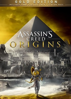 Assassin's Creed: Origins Gold Edition (Europe)