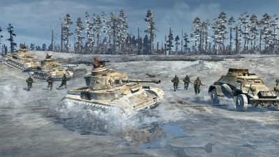 Company of Heroes 2 - All Out War Edition (Europe)